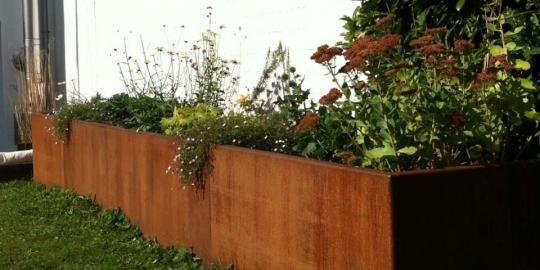 Gartenstahl